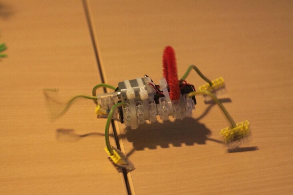 Wiggelbot Roboter